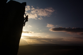 Balance It Is ,E7 6c,, Burbage South © Andy Reeve