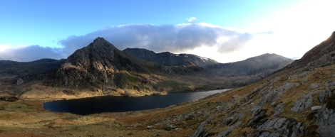 Beautiful Ogwen © Oli Grounsell