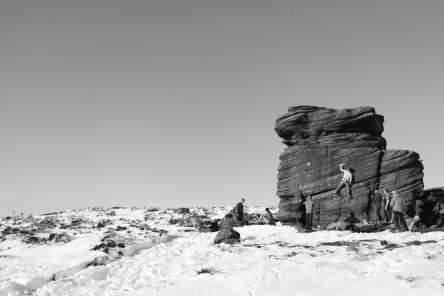 Mother Cap, Peak District