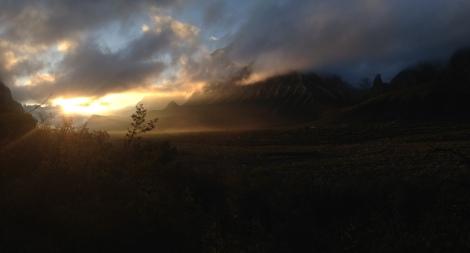 La Huasteca Sunrise © Oli Grounsell