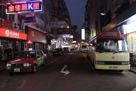 HK scenes