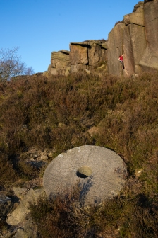Goliath, Burbage South © Andrew Burr